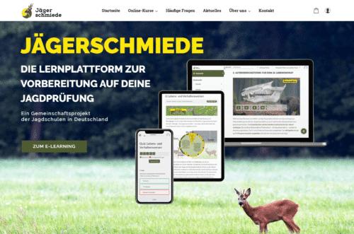 E-Learning Portal Online Kurs zum Jagdschein 2