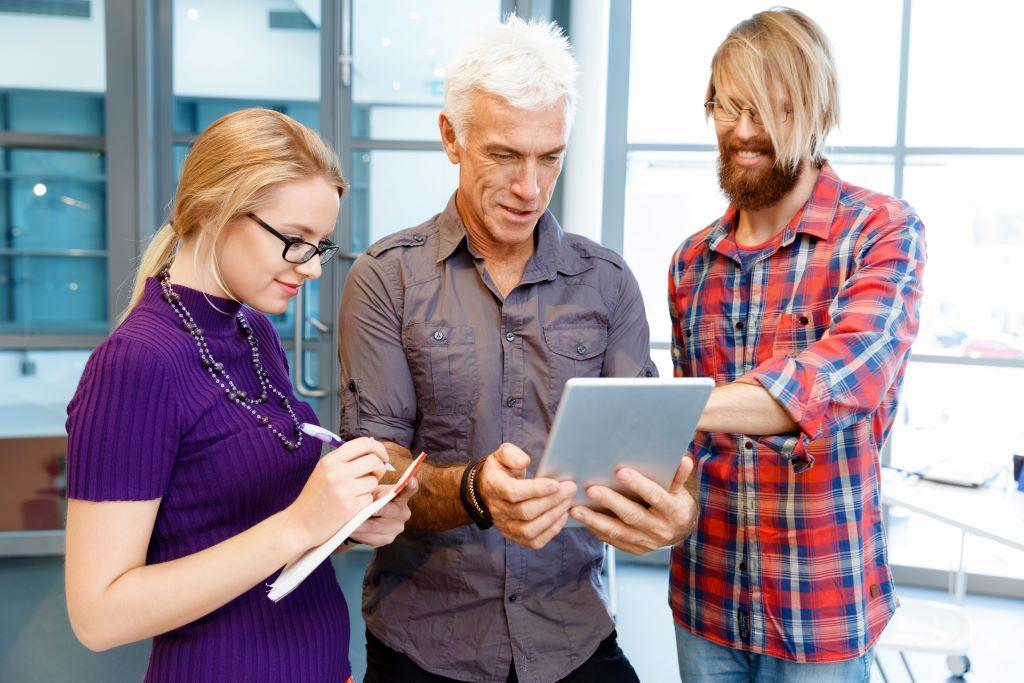 Wie man ein erfolgreiches Corporate Training ohne großes Budget erstellt. 5