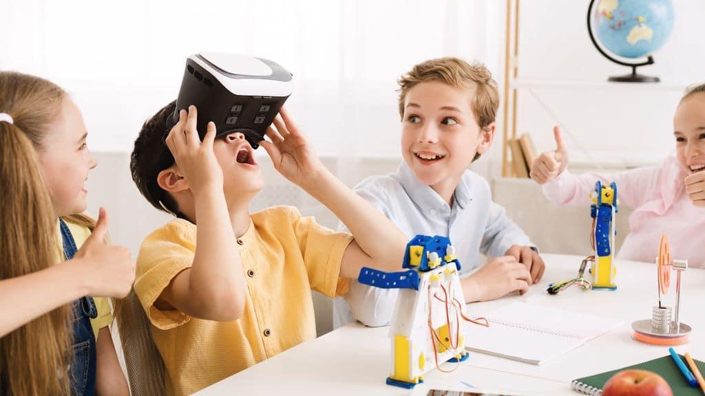 Wie virtuelle Klassenzimmer den Unterricht in dieser Ausnahmesituation ermöglichen 3