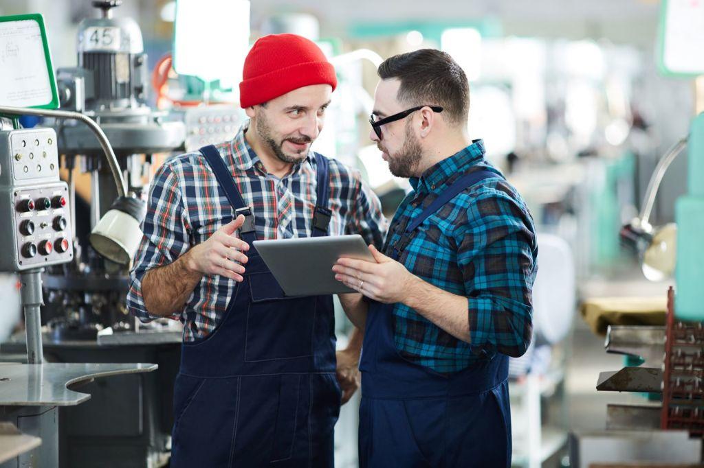 eLearning in der verarbeitenden Industrie: 4