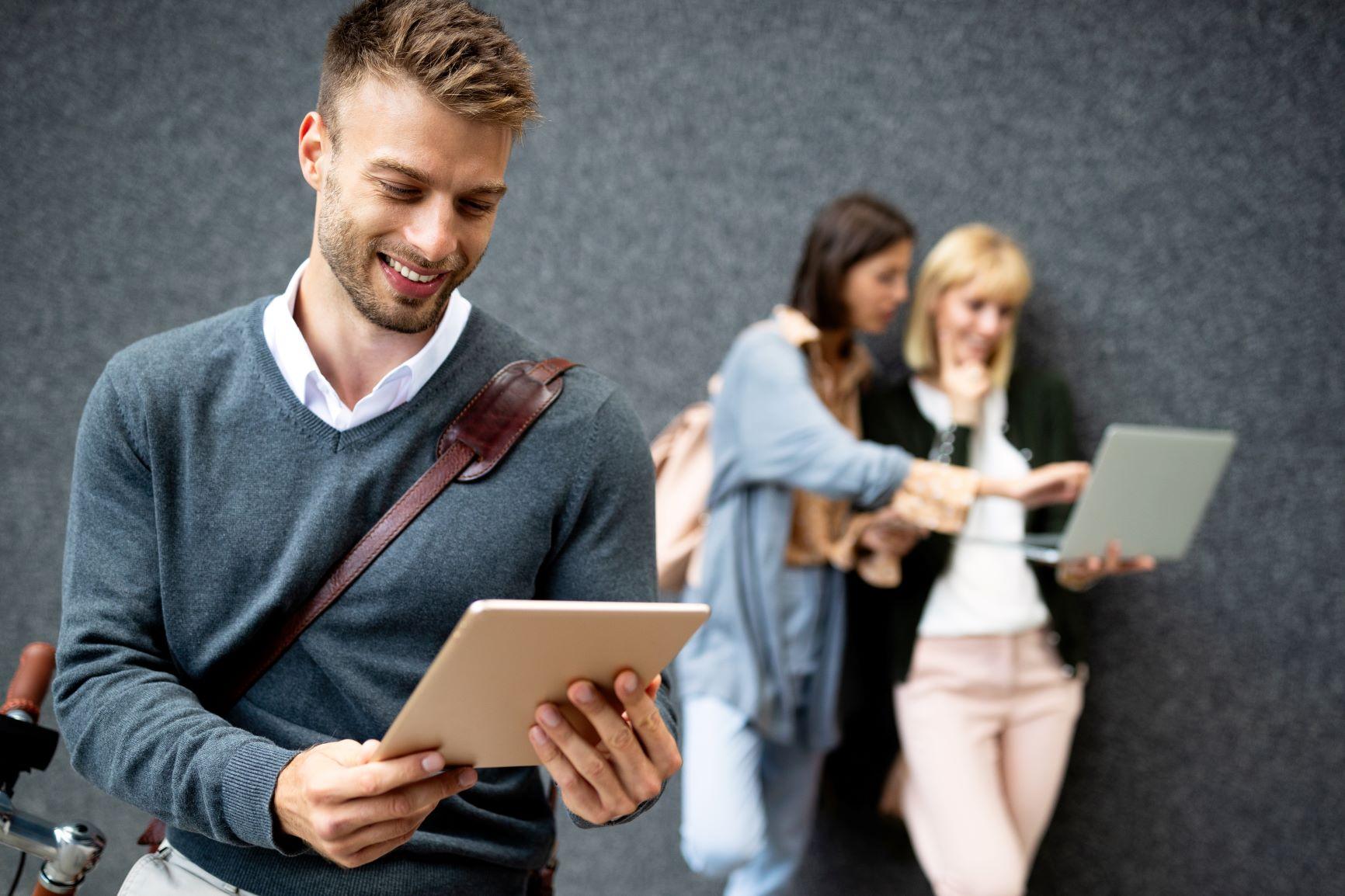 Social Community für Lernende