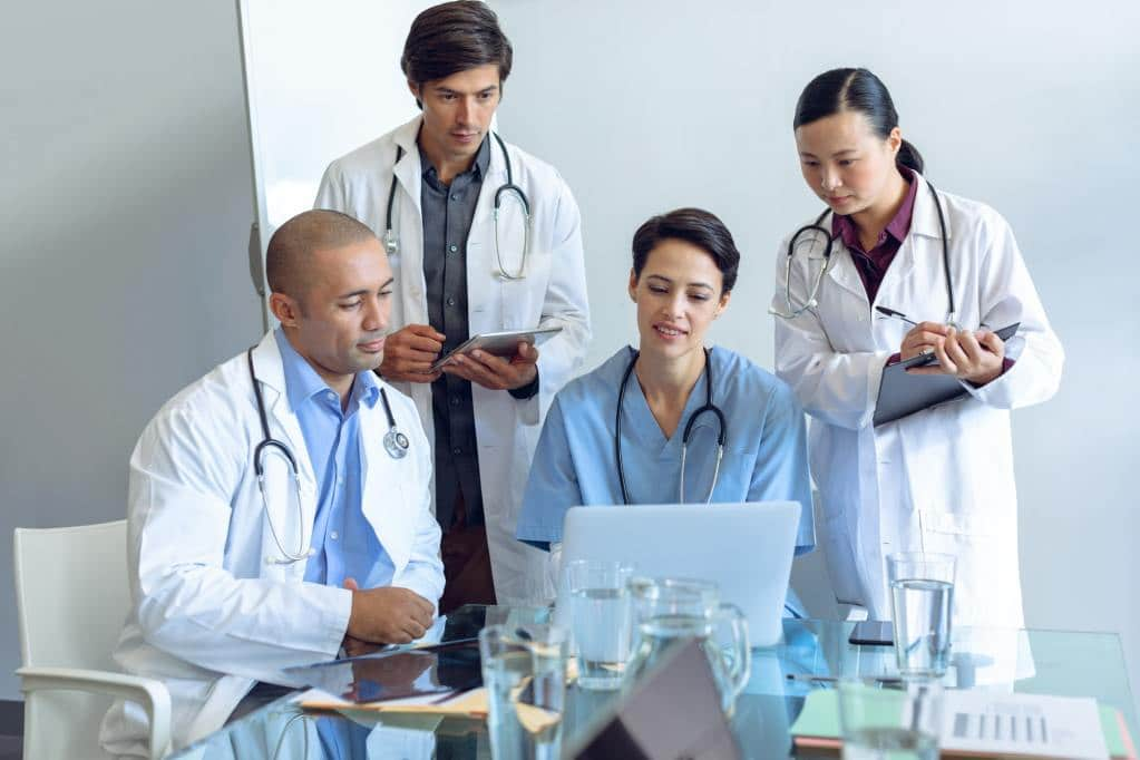 Wie eLearning die Zukunft der Gesundheitsversorgung ist
